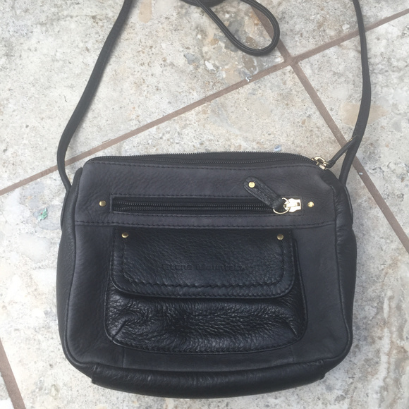 de1e985037 Stone Mountain Leather Cross Body Bag